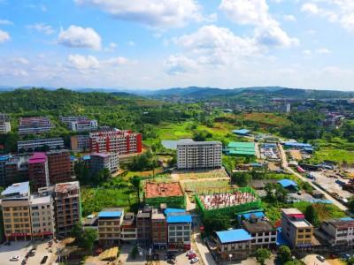 学府名苑2021年6月全景